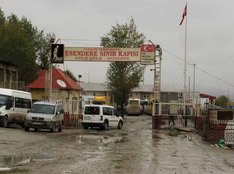 At the border, Esendere [Turkey-Iran]