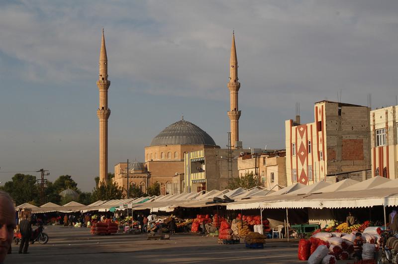 Market near Sabir Makami Mosque, Sanliurfa