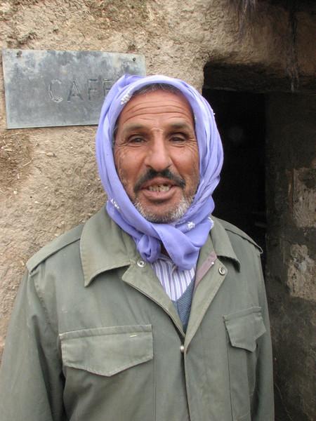 Inhabitants of Harran, S.E. of Sanliurfa