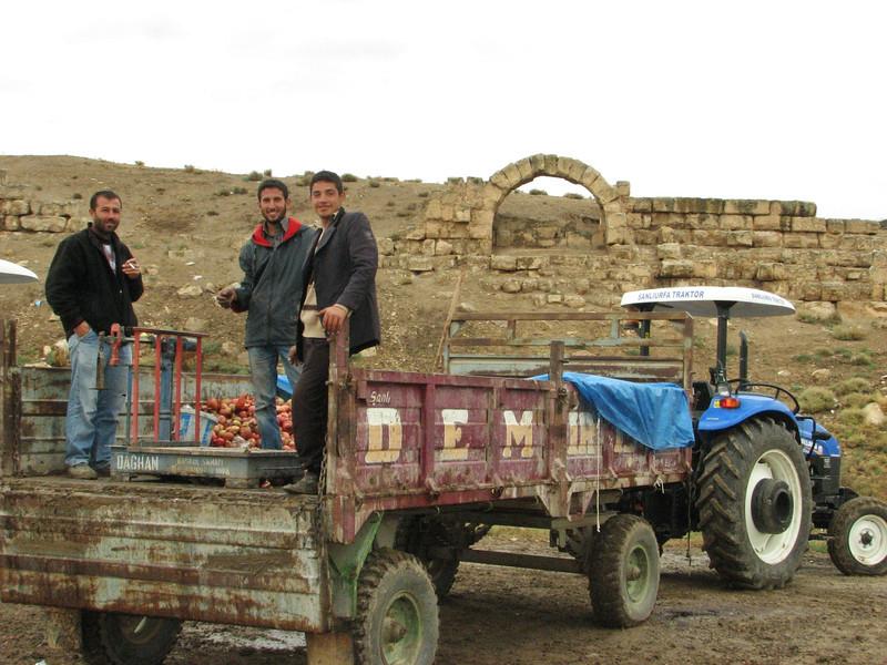 Market in Harran