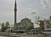 Damaged tower of the mosque of Ercis, earthquake of October 22th 2011