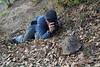 Photographing Testudo graeca, (NL: Moorse landschildpad) Ihtiyarsahap Daglari, Bitlis-Hizan [8]