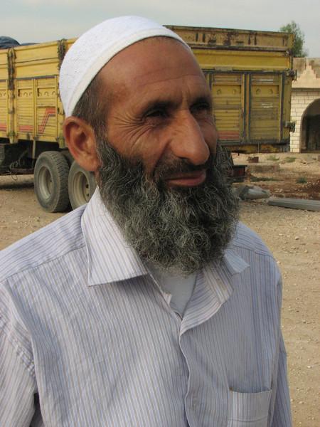 Visiter of the mosque, Harran - Şanlıurfa