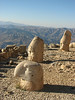 Archaeological site, Nemrut Dagi