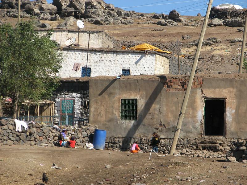 Kurdish village,       Diyarbakir - Siverek - Karacadag