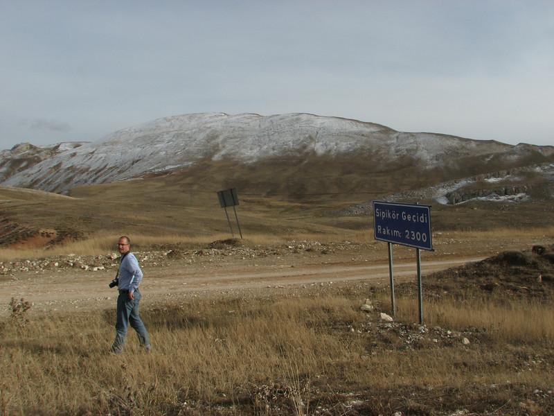 Sipikor Gecidi 2390m, Erzincan-Cayirli-Tercan