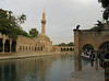 Sanliurfa, the great mosque. Birth place of Abraham