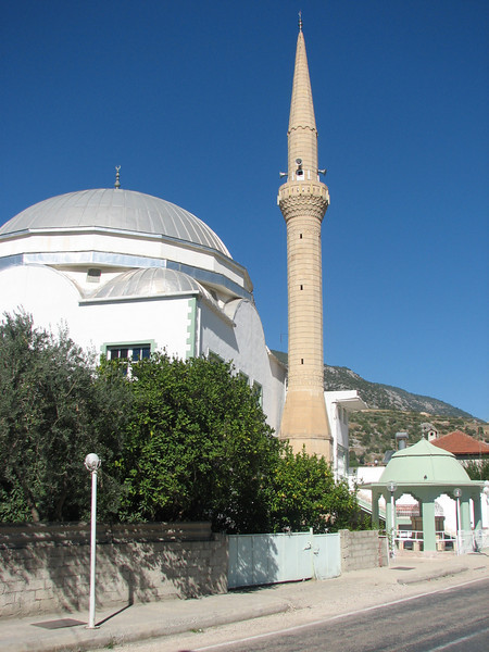 Mosque (SW Turkey)