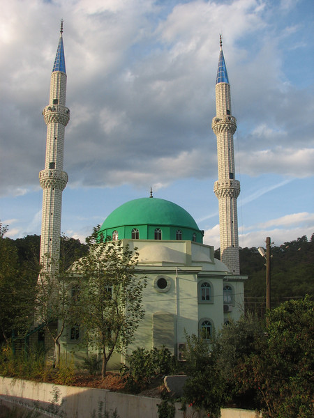 Mosque (near Kemer, SW Turkey)