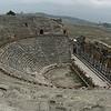 Hierapolis, theater (Pamukkale)