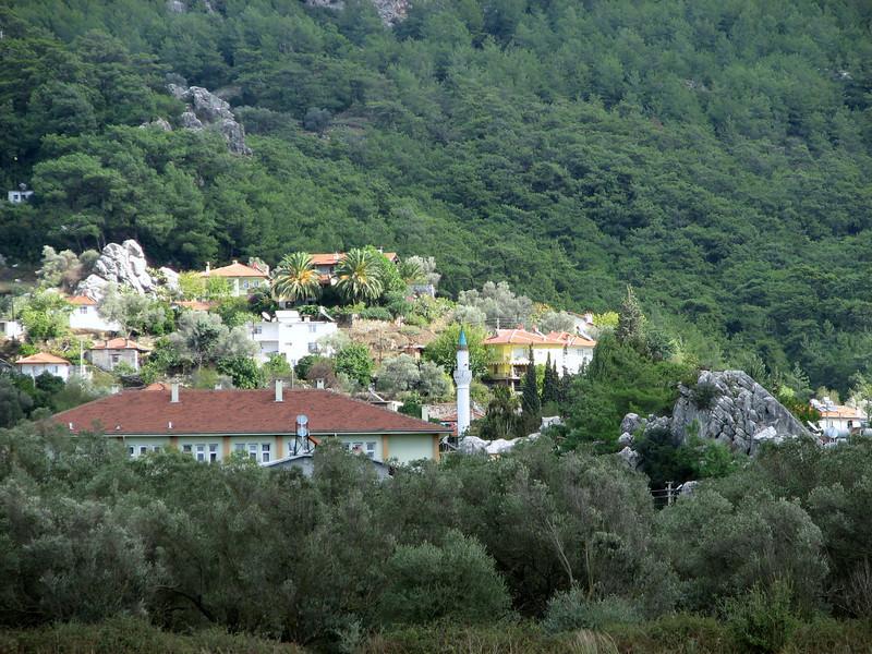 (2 km on Bozburun junction from Marmaris)