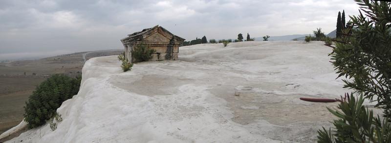 travertines at Hierapolis (Pamukkale)