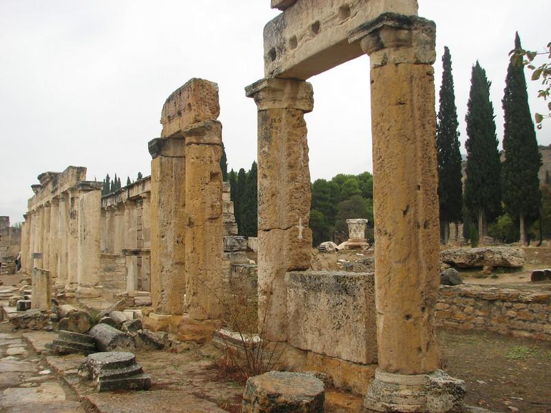 Hierapolis, (Pamukkale)
