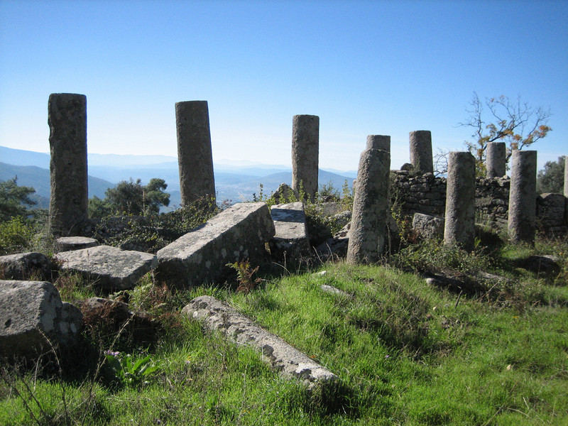 archaeological sie Labranda