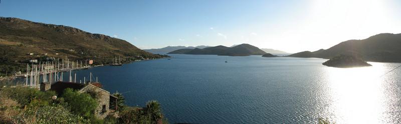 Aegean Sea (Between Bozburun and Taslica)