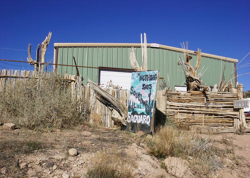 Nothing says southwest like saguaro.