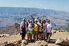 Because I'm such a nice guy people are always asking me to take their picture. I always say yes if people also let me shoot them with my own cameras. This happy Grand Canyon group didn't have a problem with that.