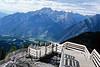 Sulphur mountain view Banff Alberta.
