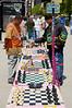 Street chess.