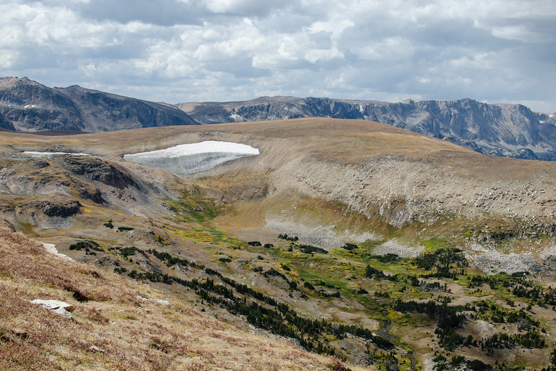 The Beartooth plateau. When the light and landscape are with you it's easy to take decent pictures.