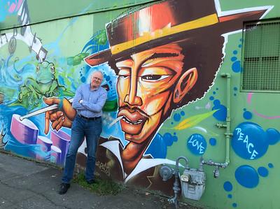 Is it graffiti or art?