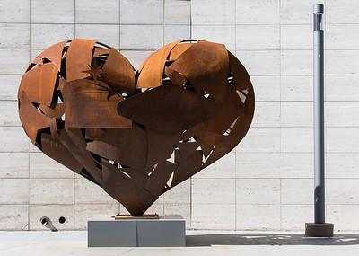 Street heart.