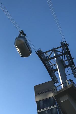Portland Sky tram.