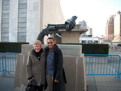 2012 United Nations trip feb 2012