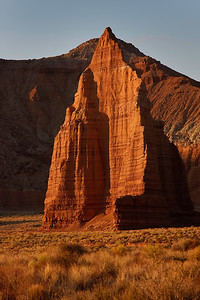Temple of the Moon - Capital Reef National Park