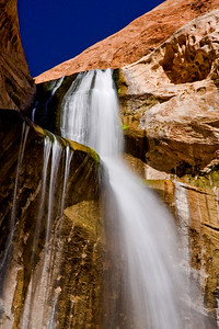 Lower Calf Creek Falls - Grand Staircase Escalante