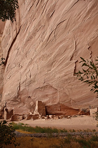 Antelope House ruins - Canyon de Chelly, Arizona