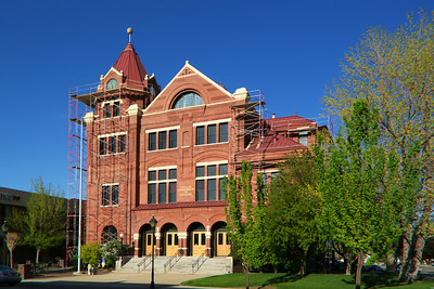 Old Nevada State Building