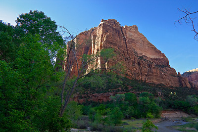 Some dusk views of the canyon from the Emerald Pools trail. (20090510_PX1_5722-A1)