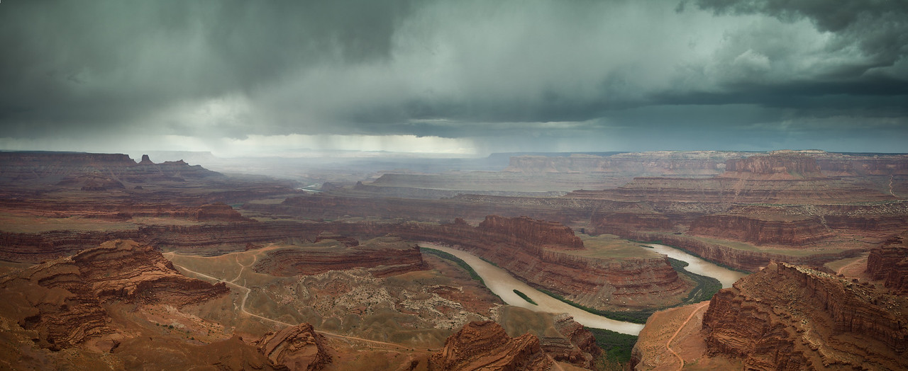 Dead Horse Point Panoramic