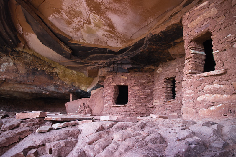 Fallen Roof Cliff Dwelling No. 2