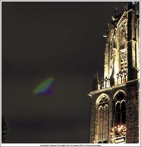 Unedited cropping from original RAW file: UFO ?