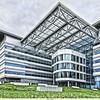 "David de Wied building at the Utrecht Science park (""de Uithof"")"