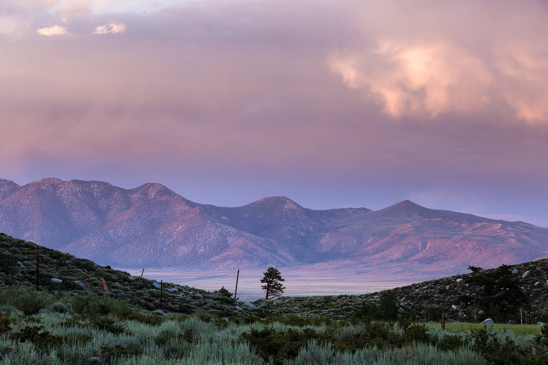Owens Valley Time Lapse Keyframe