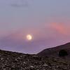 Moonrise Over Tom's Creek