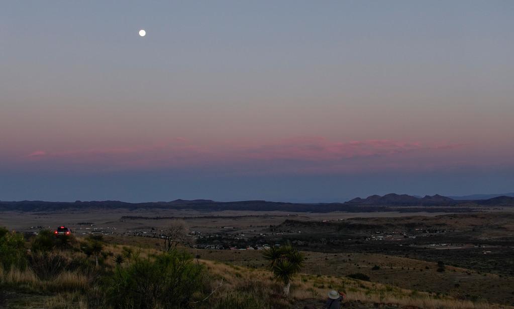4-20-16 Scenery - Sunset - Davis Mountain SP, TX-00901