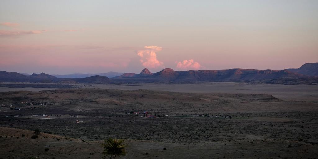 4-20-16 Scenery - Sunset - Davis Mountain SP, TX-00896