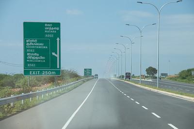 Hambantota Highway