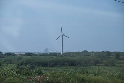 Hambantota Wind Farm December 31st, 2013.
