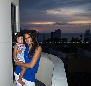 Shivani & Araliya.