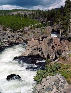 Yellowstone Rapids