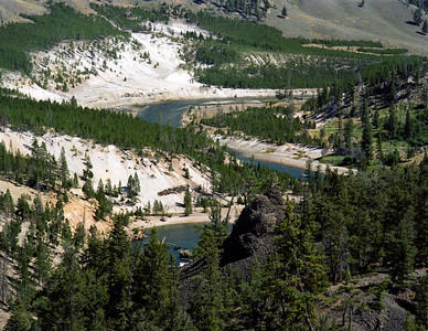 Yellowstone River Bend