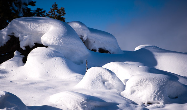 Yellowstone Snow Pillows