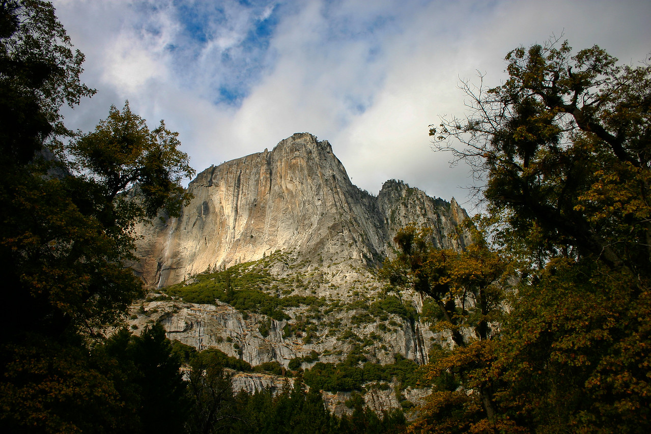 Yosemite Valley in Autumn #1
