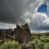 Summer Storm in Bodie