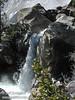 Cascades below Wapama Falls (4/5/2003, Hetch Hetchy, Lynda's photo)